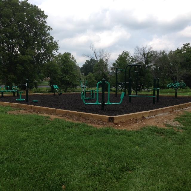 Community Fitness Park_Salem, Indiana