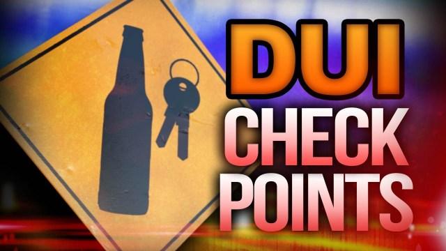DUI-checks