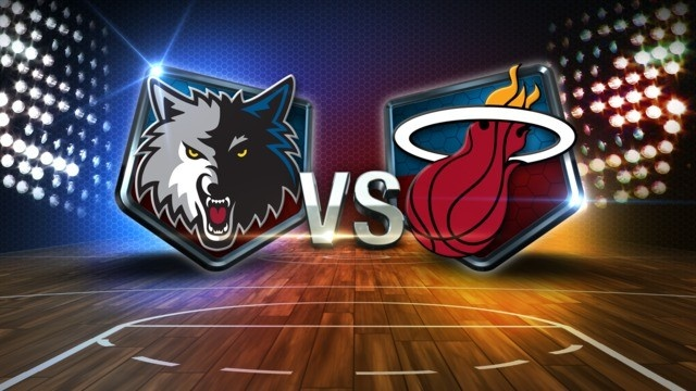 3c82a8af81 TIMBERWOLVES VS. HEAT TICKETS ON SALE TODAY
