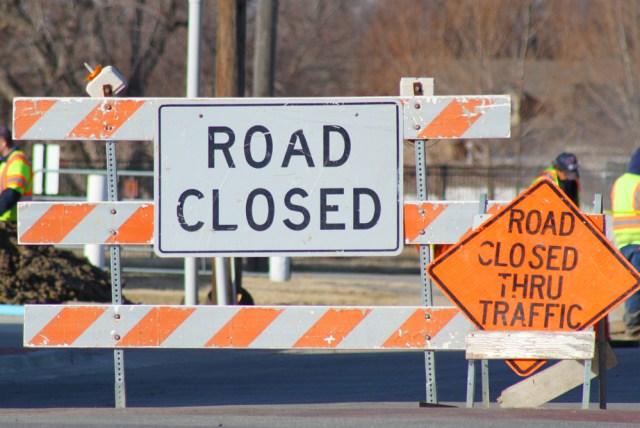 Road-Closure