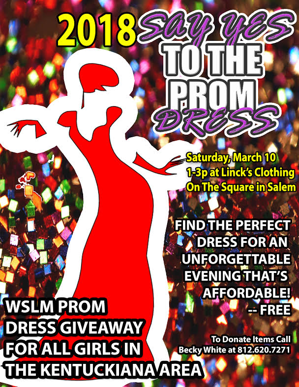Wslms 4th Annual Prom Dress Giveaway Set For March 10 Wslm Radio