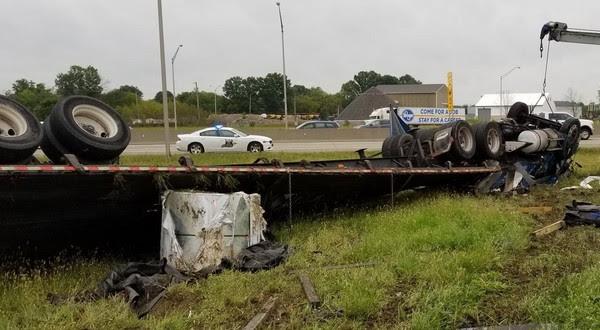 Georgia Man Killed in Fatal I-65 Semi Crash | WSLM RADIO