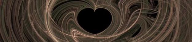 the great invocation header image of a heart spiral