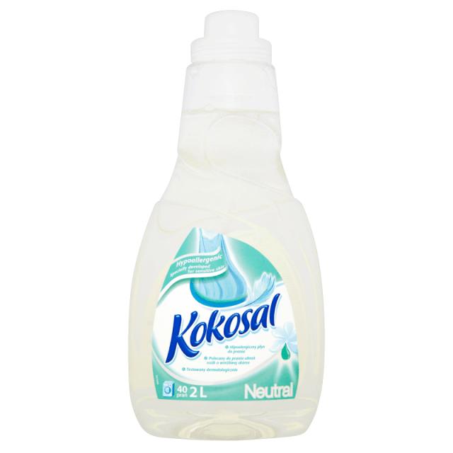Kokosal płyn do prania