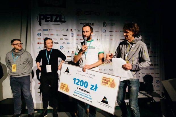 """II Nagroda w Konkursie Filmu Polskiego dla obrazu """"Korona Warszawy"""" (fot. Adam Kokot / KFG)"""
