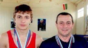 Мансур Губаев— чемпион мира!