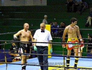 2008г., Муса выиграл Международный турнир по кикбоксингу в Италии