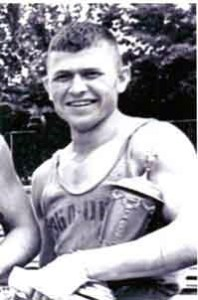 Б. Эльмурзаев, 1956 год