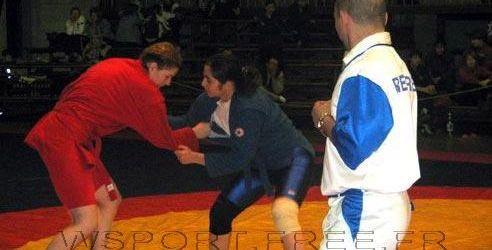 Вице-чемпионка мира Селима Акбулатова
