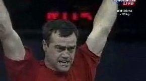 Асламбек Эдиев в очередной раз стал чемпионом России