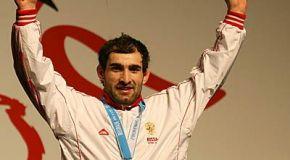 Саламу Межидов стал чемпионом Европы