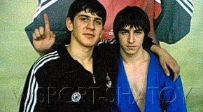 Чемпион Европы Муса Зязиков
