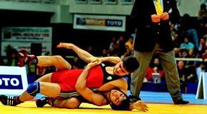 Чеченский чемпион из Турции