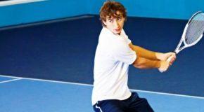 Надежда чеченского тенниса