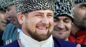 Турнир в честь руководства Чечни