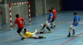 Международный турнир «Евровайнах» по мини-футболу в Бельгии