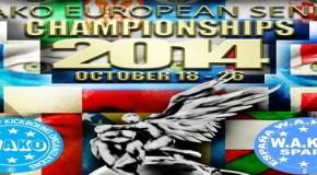 Халиев и Пасхаев— чемпионы Европы WAKO