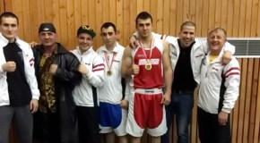 Руслан Закриев и Арби Чакаев— чемпионы Австрии