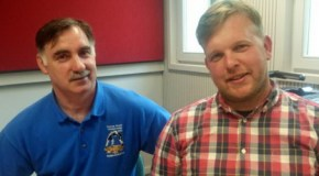 Интервью президента БК «Сайтиев» радио BRF