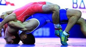 Мяхди Яхъяев— бронзовый призер турнира в Батуми