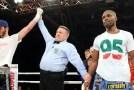 Умар Саламов отстоял звание чемпиона Европы