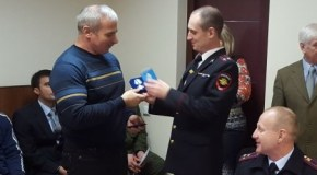 Красноярское «Динамо» наградило Абубакарова