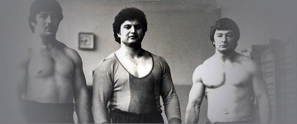 История. Адам Сайдулаев на Кубке СССР— 1976