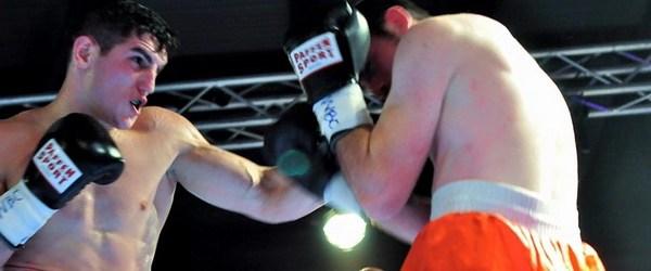 Тимур Никархоев выиграл 8-й бой среди профессионалов