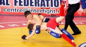 Чемпионат и первенство Евразии по FCF— MMA