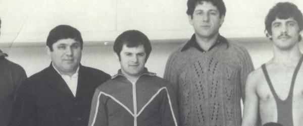 История чеченского спорта. Вахарсултан Ахмедов