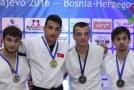 Качикаев и Борчашвили— призеры Еврокубка