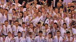 Каратисты из Нойбера стали чемпионами России