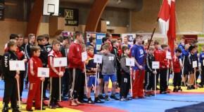 Турпал Бисултанов— чемпион Дании среди юношей