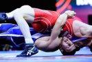 Райбек Бисултанов был в шаге от бронзы чемпионата Европы
