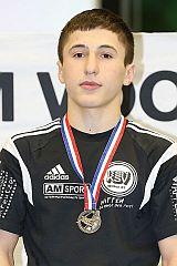 Идрис Ибаев