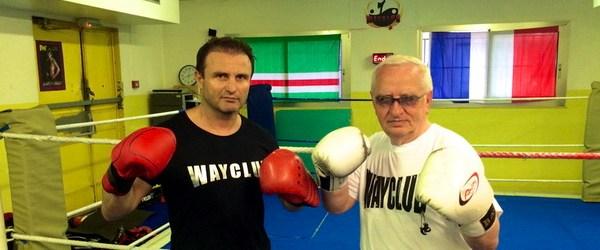 Сайд— Эмин Ибрагимов, политик и боксер