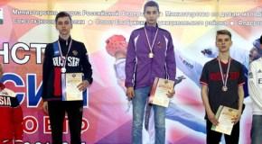Хасиев и Музаев завоевали бронзы первенства России