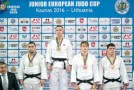 Серебро Абдукадирова и бронза Хожалиева на Кубке Европы