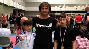 Два бойца Wayclub победили на турнире в Италии