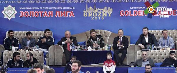 В Грозном завершился чемпионат Европы