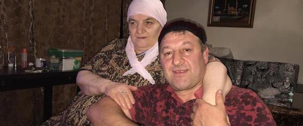 Умерла мать Ибрагима Шовхалова