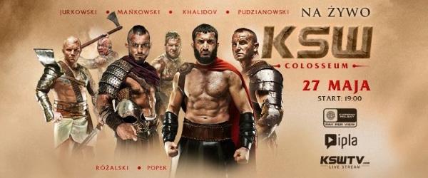 Мамед Халидов выиграл последний бой в KSW
