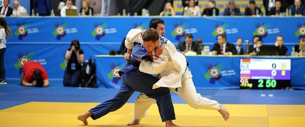 Алу Бочкаев— серебряный призер Еврокубка