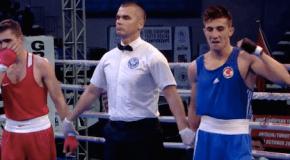 Муса Маруев завоевал серебро первенства Европы