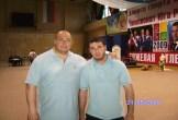 Олимпийский чемпион Атланты-1996 Андрей Чемеркин и Айнди Шамилов