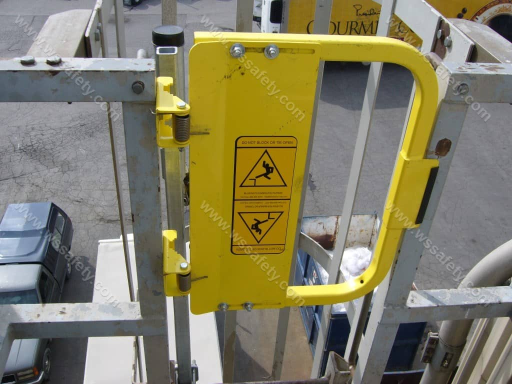 Bluewater Self Closing Safety Gates Approved By Osha