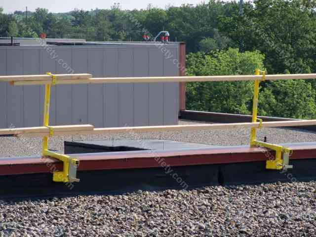 Versa Clamp Guardrail