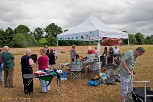 The WSSCSW Summer Rally held at Dingestow, near Monmouth on 16-17th July 2016