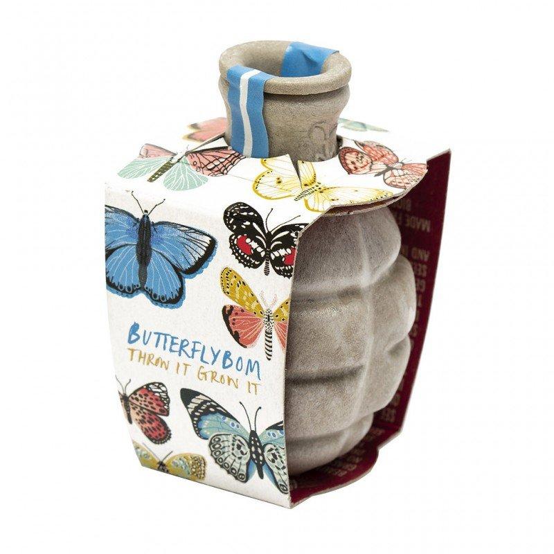 Zaadbom voor Vlinders