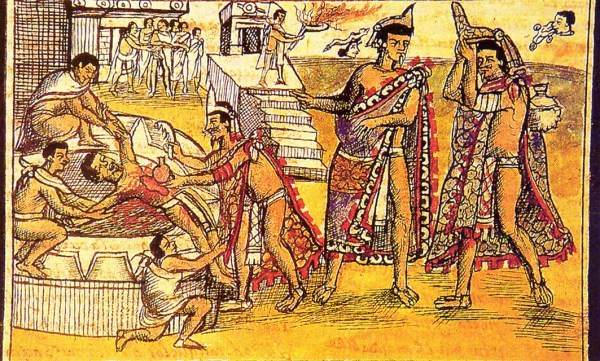 The fall of the Aztec Empire explained